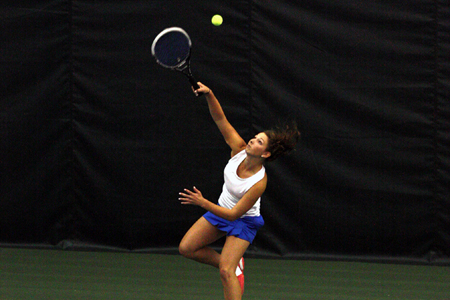 WLC defeats CUW tennis 8-1, Falcons share NAC title