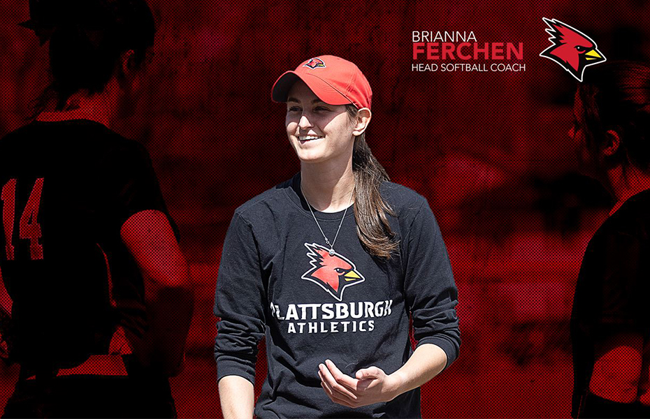 Brianna Ferchen Named Head Softball Coach at Plattsburgh