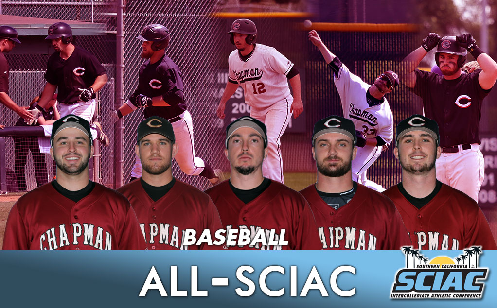 Five Panthers recognized as All-SCIAC