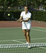 Tennis Returns to Conference Play This Weekend