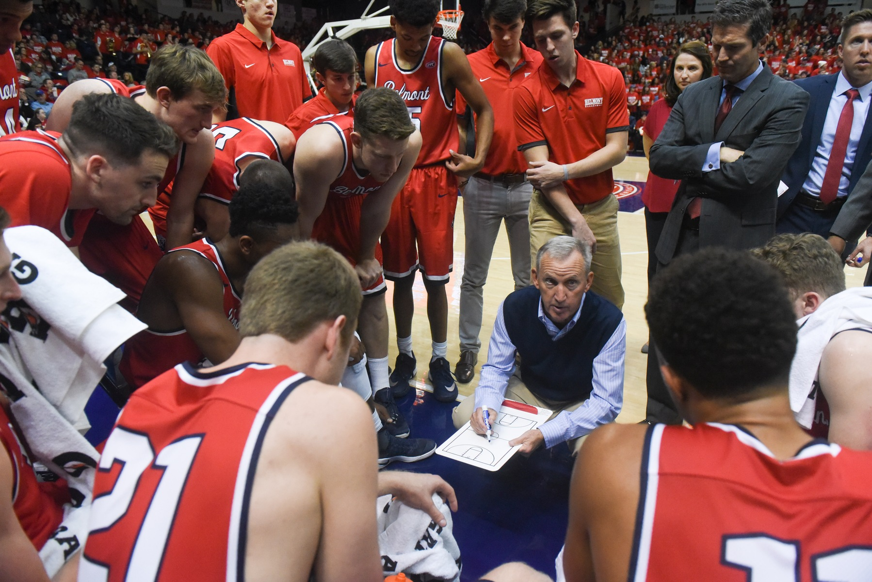 Belmont-Lipscomb Game Preview