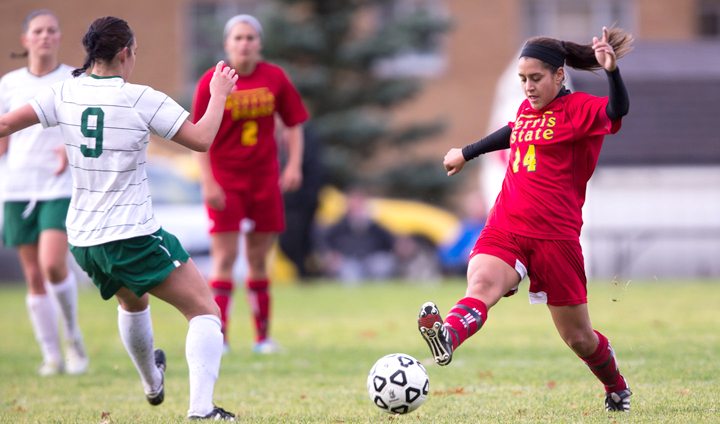 Ferris State Wraps Up Regular-Season Play With Shutout Road Win