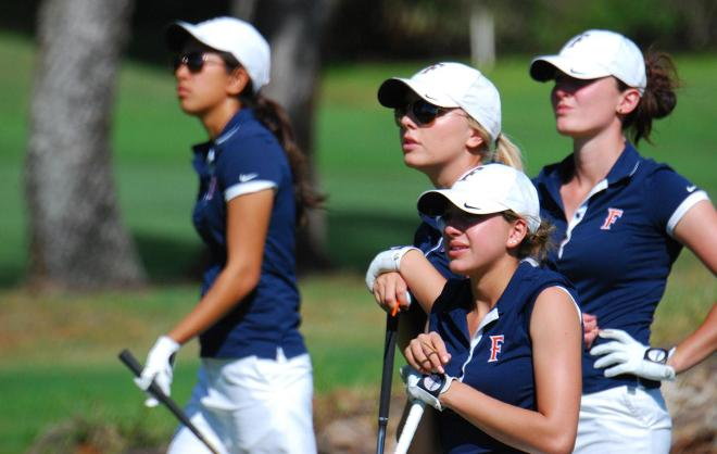 Titans Hold Steady and Edberg Remains in Contention at Big West Championships