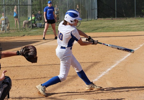 WILDCATS TAKE TWO ONE-RUN GAMES OVER SOFTBALL