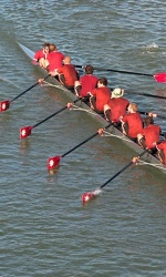 Bronco Crew Has Strong Showing At UC Davis Invitational