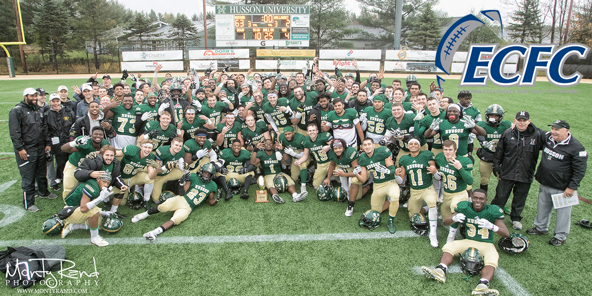 Husson Claims Third Straight ECFC Title