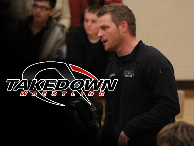 Coach Hoogenboom to be Featured on Takedown Wrestling Radio Oct. 6