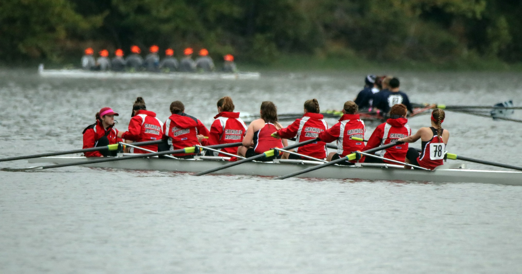Cardinals Pick Up Win in First-Ever Race at Occoquan Chase