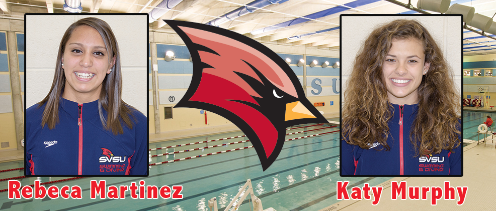 Women's Swimming & Diving Duo to Compete at National Championships