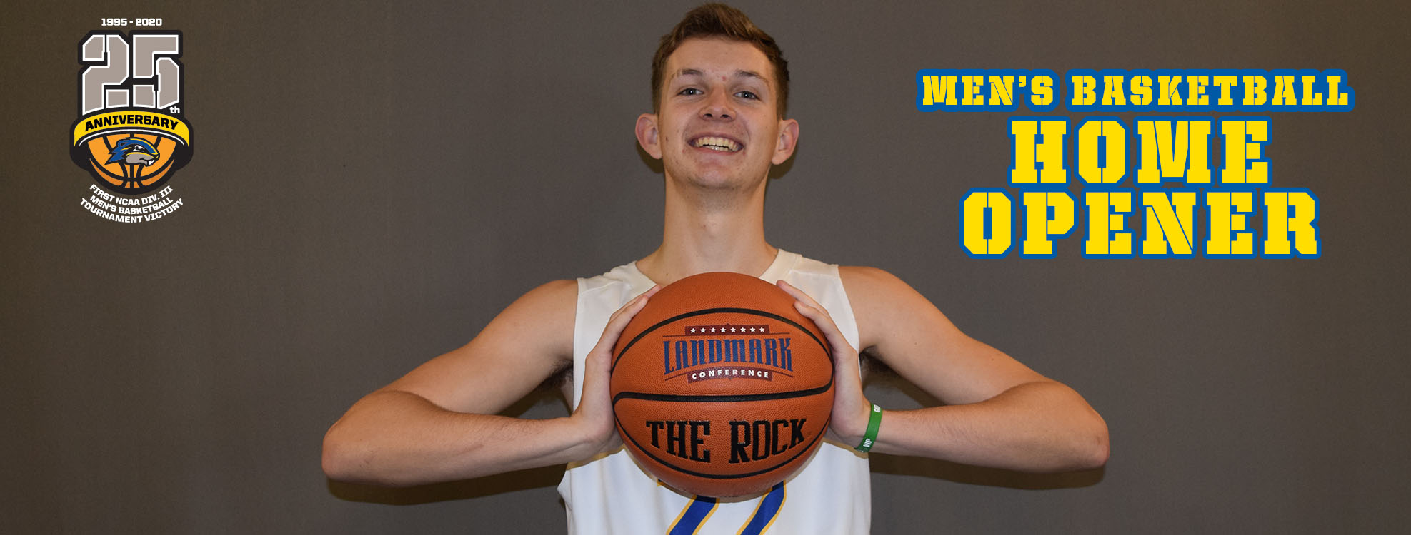 Goucher Men's Basketball Hosts Johns Hopkins In 2019-20 Home Debut On Tuesday