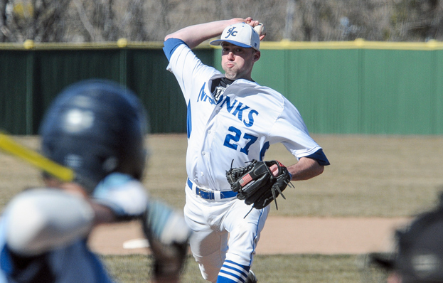 Baseball Improves to 13-3 in GNAC Play