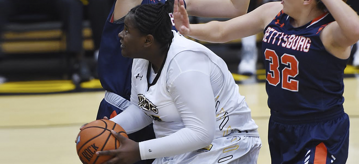 Sims Nets Season-Highs, But Women's Basketball Falls to Vermont, 72-58