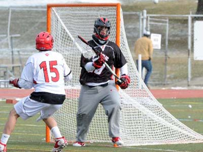 Fast start leads CUA to 11-5 win over Griffins
