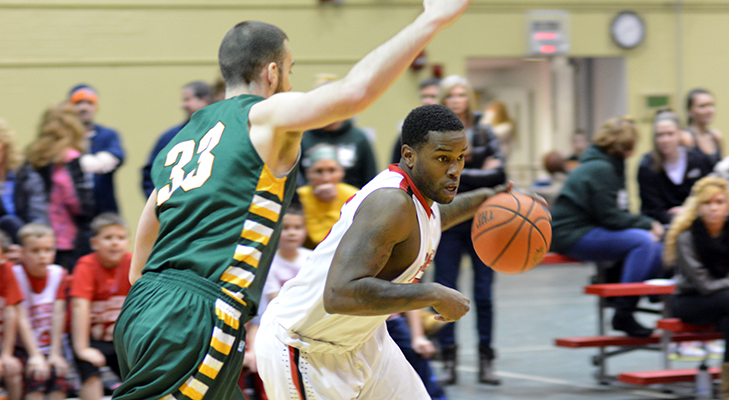 Men's Basketball Secures Big Win Against Keuka, 67-61