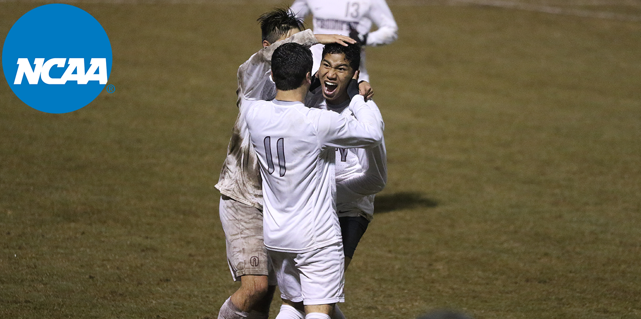 Trinity Tigers Advance to NCAA Round of 16 With Shutout Victory