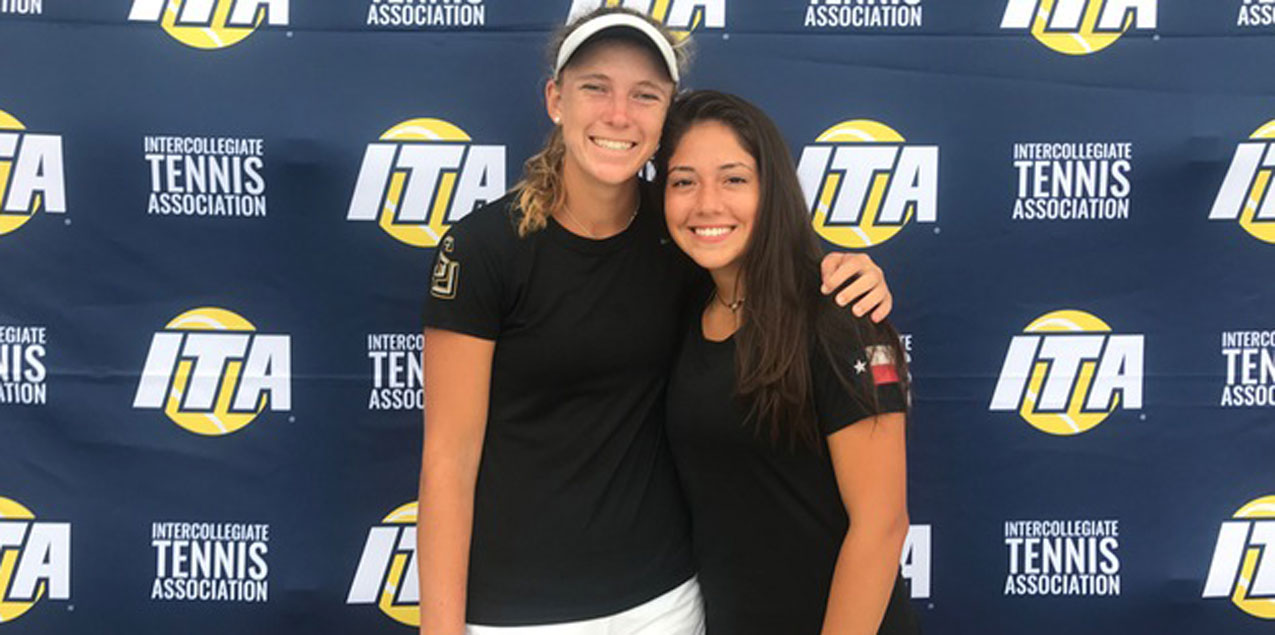 Southwestern's Daugherty and Bowers Named ITA All-Americans