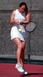 Women's Tennis Edges San Jose State 4-3