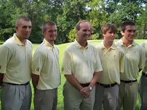 Golden Eagle golfers set to tee it up Monday at Samford Tournament
