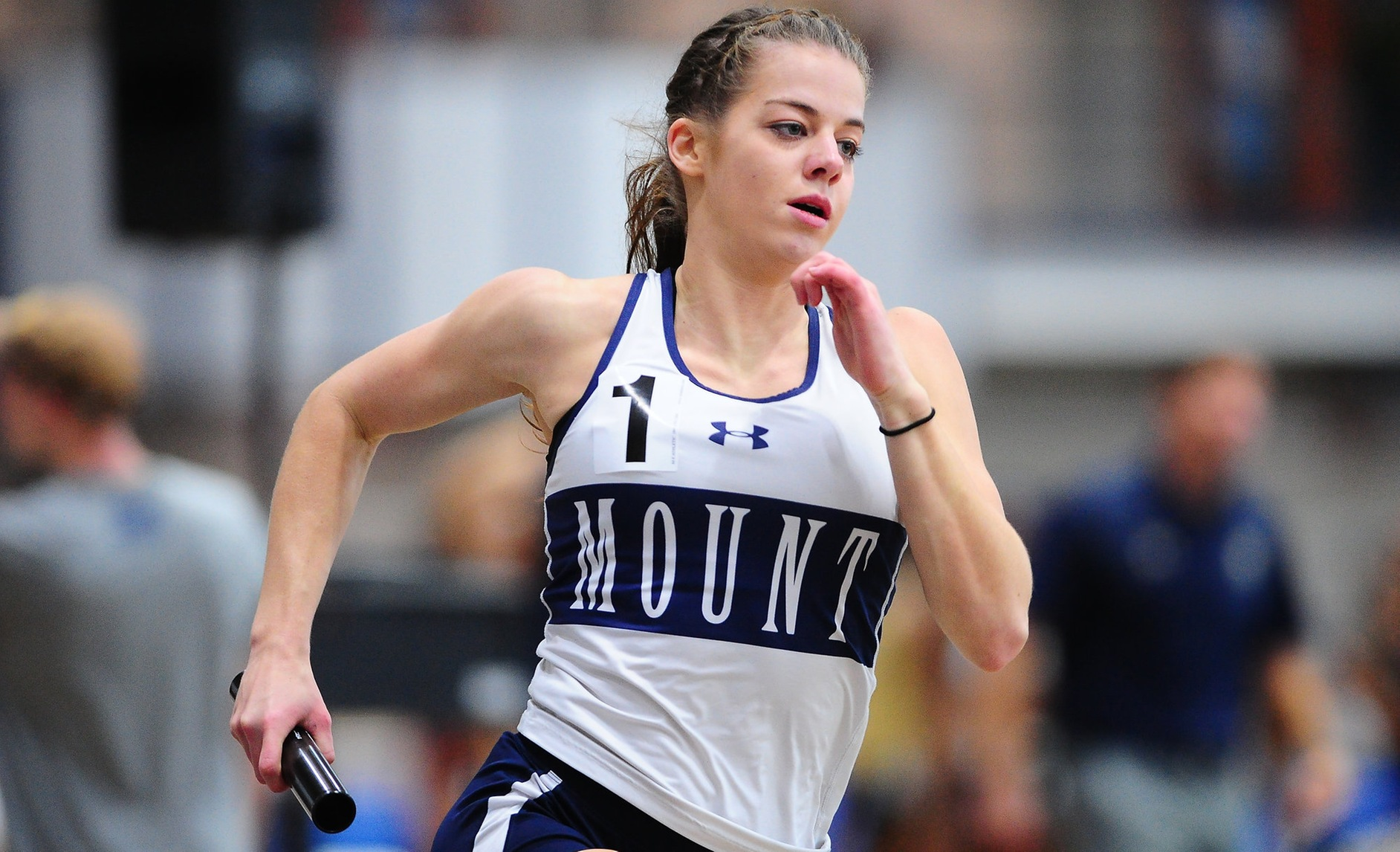 Mount Indoor Track Heads to Akron Invitational; Also Will Compete at Susquehanna University Challenge