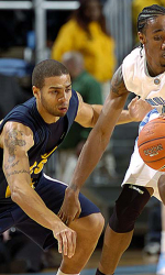 Home Game Against North Carolina Highlights UCSB's 2008-09 Men's Basketball Schedule