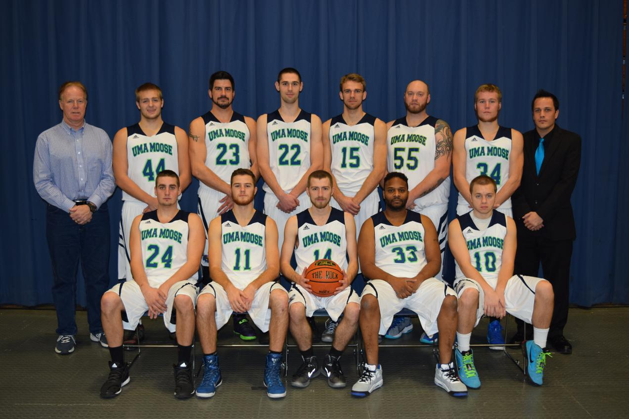 U High Basketball Roster University of Maine at...