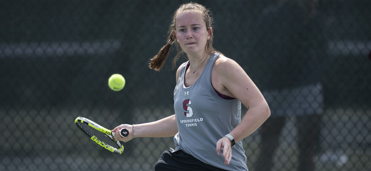 Women's Tennis Picks Up 6-3 Victory Against Colby-Sawyer