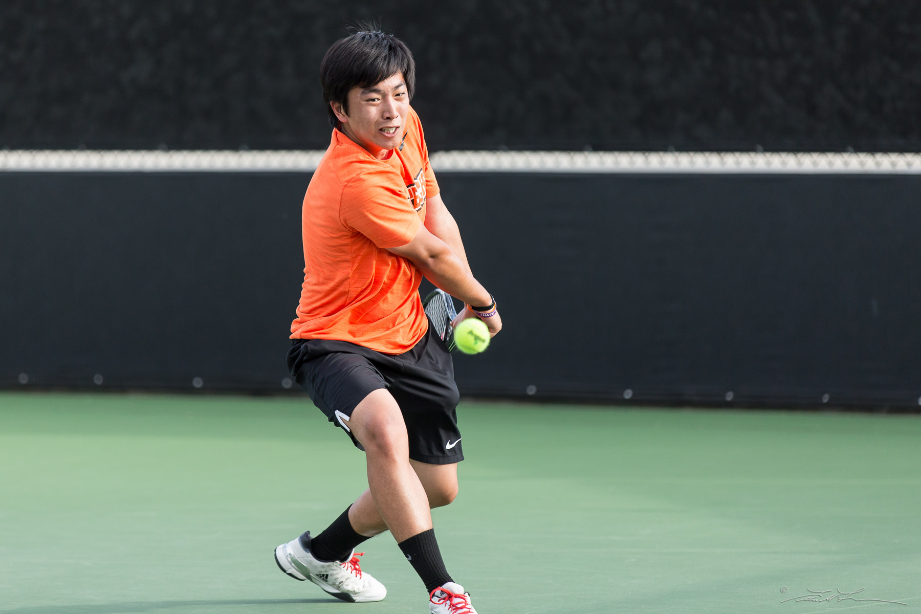 Men's Tennis Finishes Sixth at SCIACs, Best Since 2005