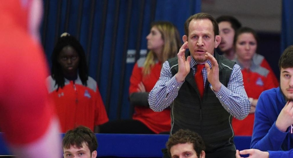 Clint Musser Named Assistant Wrestling Coach