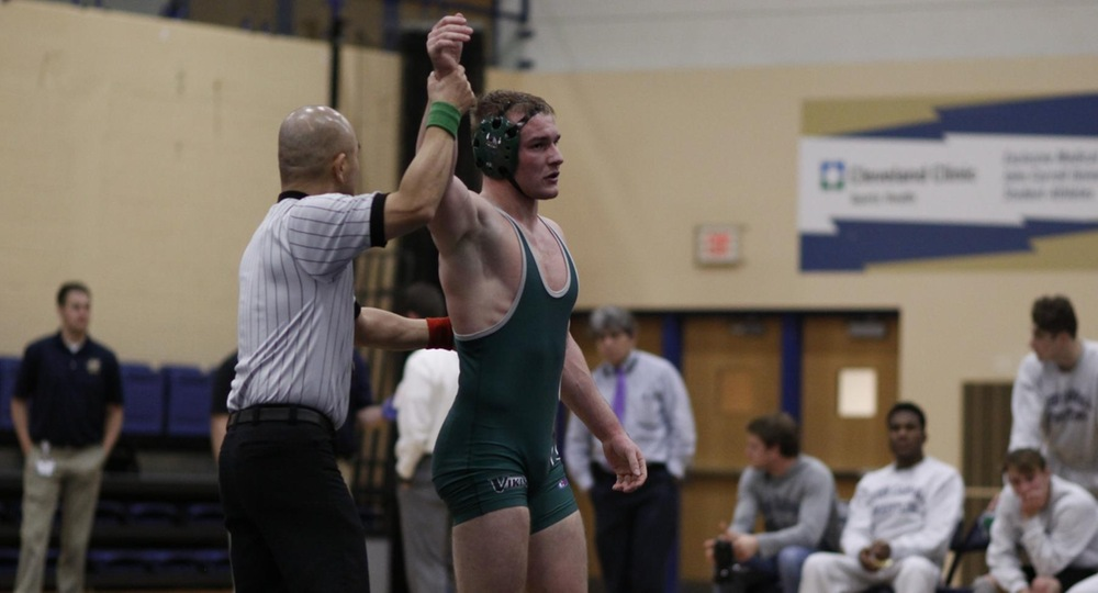 Trio Wins Twice as Cleveland State Closes Regular Season