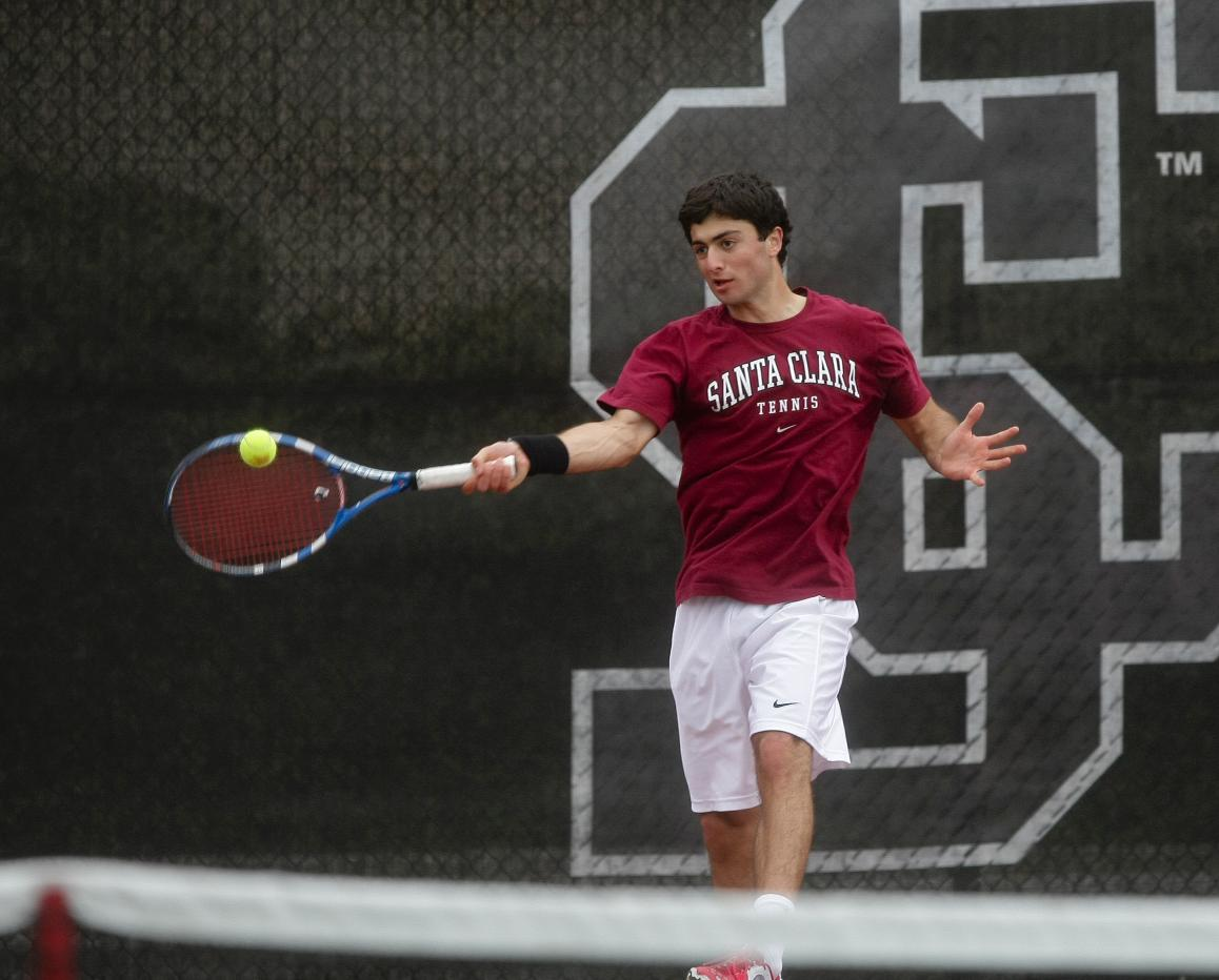 No. 53 Bronco Men's Tennis Hosts Furman on Wednesday; Pacific and Northern Arizona this Weekend