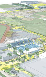 Blackbird Architects Hired by UCSB Athletics for Aquatics Facility Designs