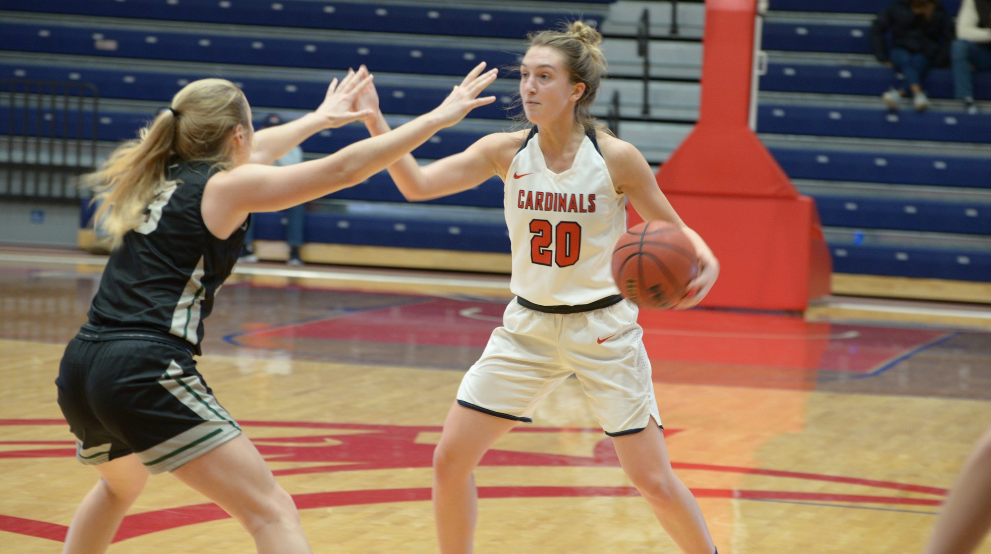 Cardinals claim GLIAC-opening victory over Huskies