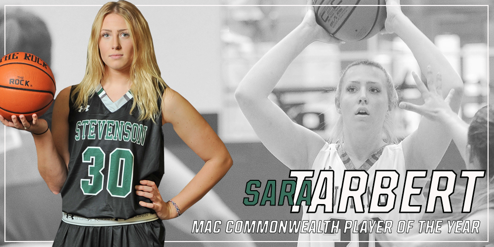 Tarbert Repeats as MAC Commonwealth Player of the Year, Curry Named Honorable Mention All-Conference