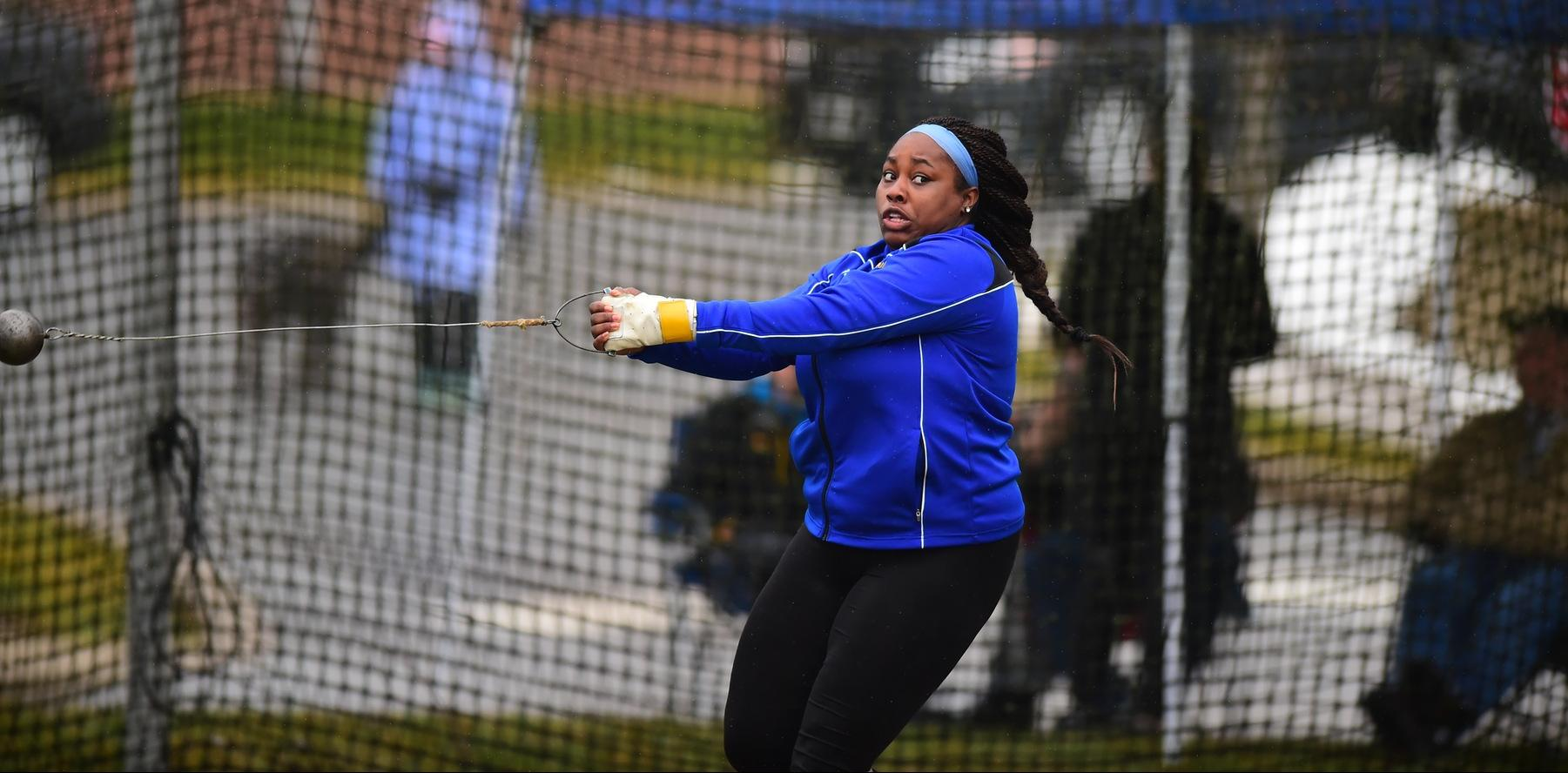 Goucher Has Five Top-5 Finishes at Mason-Dixon Invitational