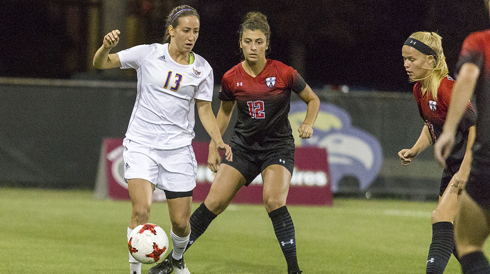 Tech soccer fights back from tough start to secure 2-1 win