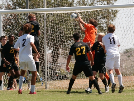Dallas Sneaks Goal in 87th Minute to Hand SU Defeat