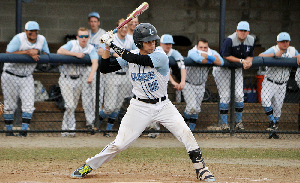BB: Lasell drops one-run game to Emerson; late rally lifts Lions