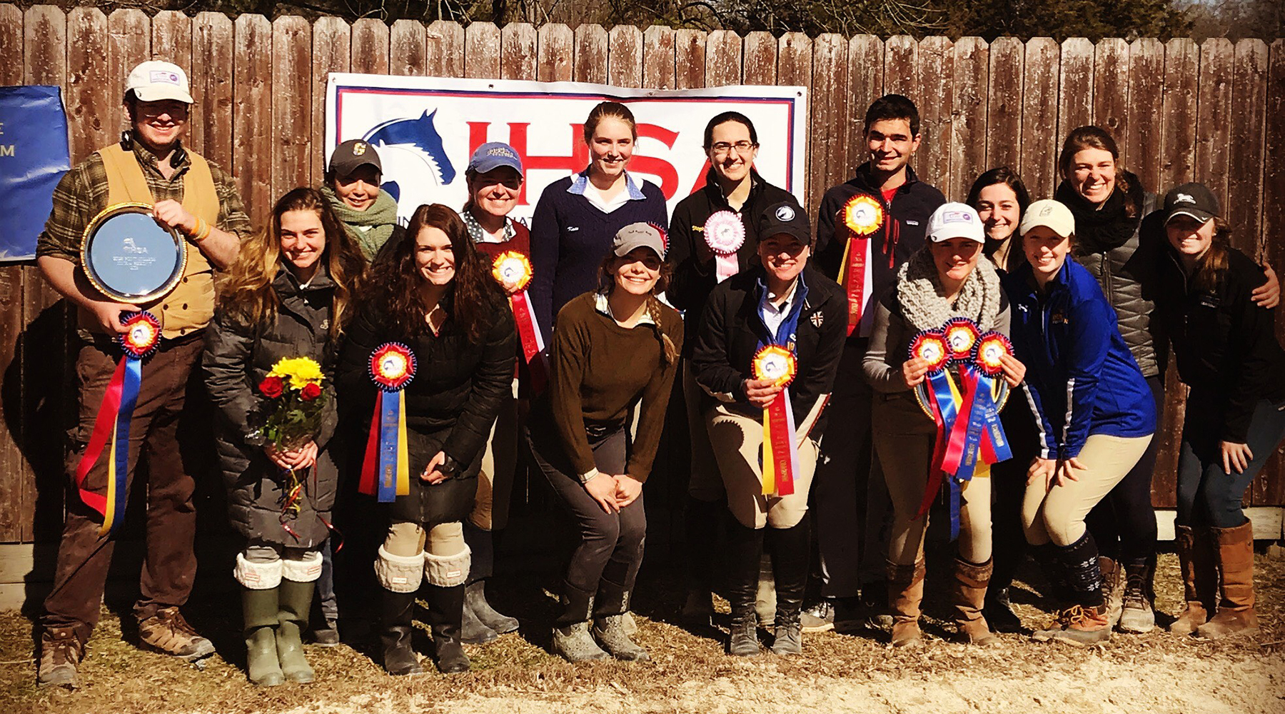 Equestrian Posts Banner Weekend in Final Tune-Up Before Zone IV Championships