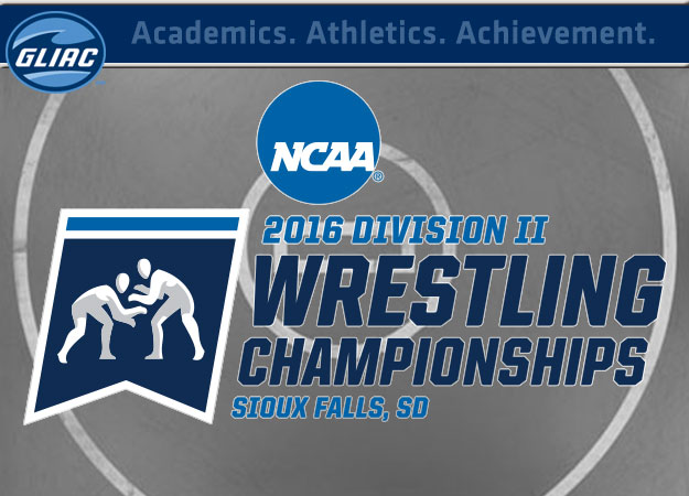 Grapplers Compete at NCAA Wrestling Nationals