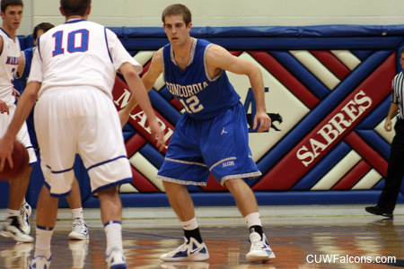 Men's Basketball holds on for non-conference win over UW-Oshkosh
