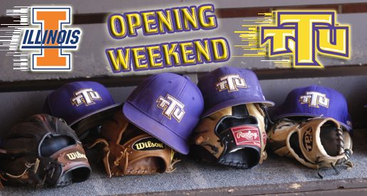 Golden Eagle baseball set for Opening Weekend, Big Ten foe Illinois
