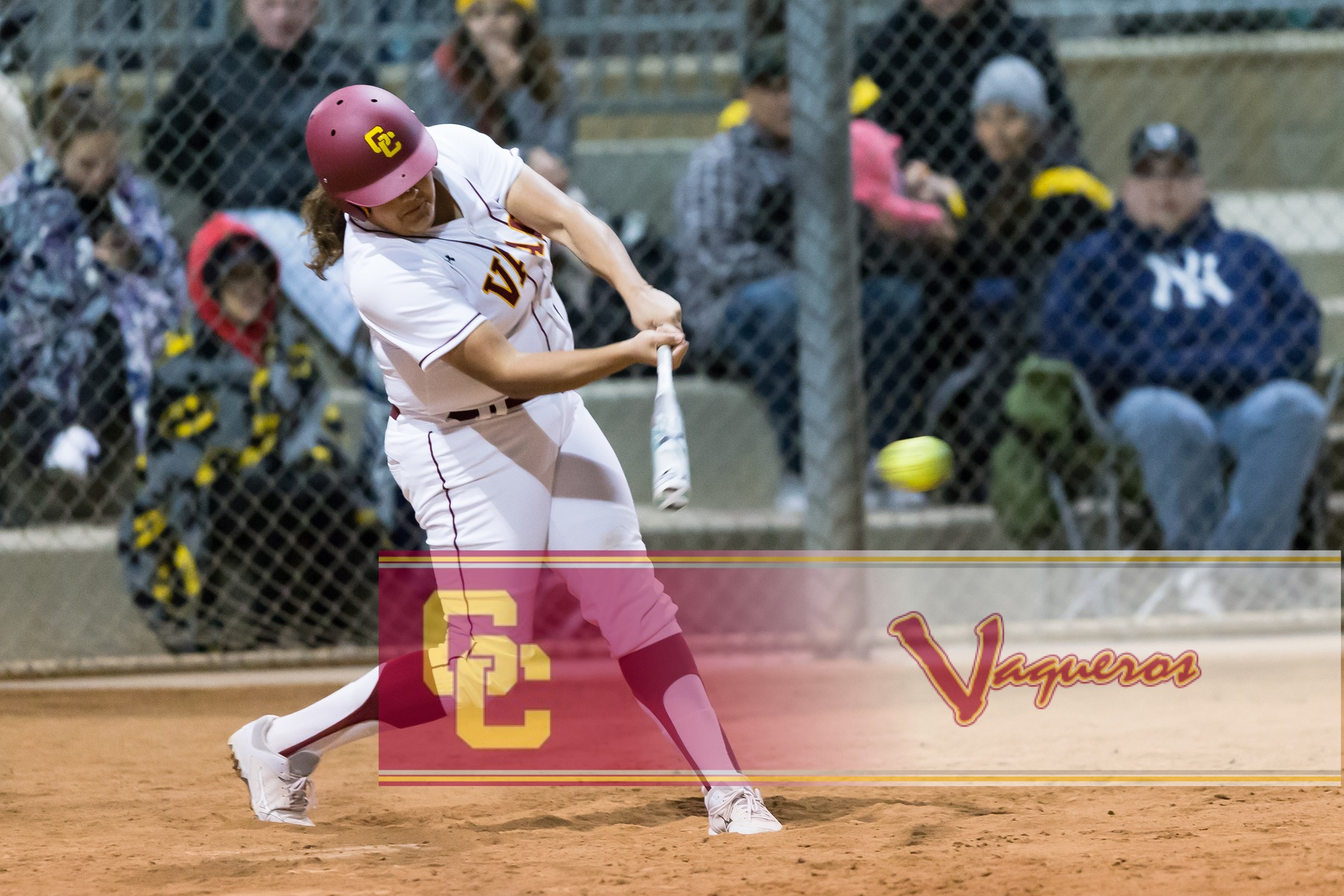 Lady Vaqs pound out 18 hits in 21-2 win over Santa Monica