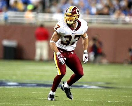 Washington Redskins safety Reed Doughty named honorary captain for Saturday's senior day game