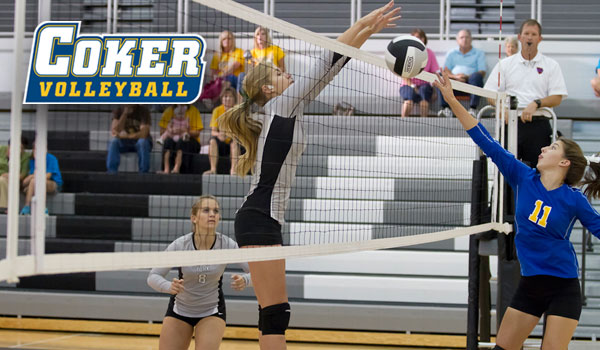 Herbert Joins Coker Women's Volleyball