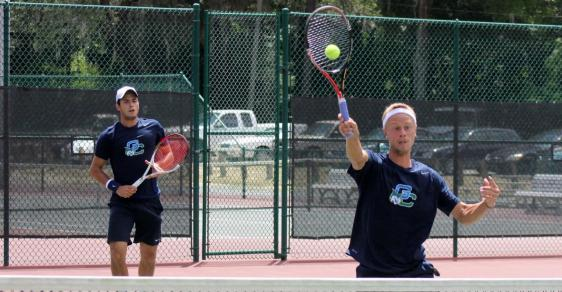 GC Men's Tennis Falls at Armstrong in Region Final