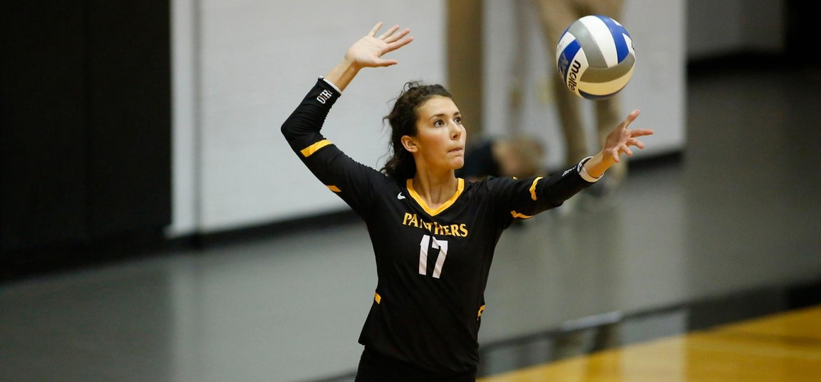 Volleyball Suffers Setback To Tiffin