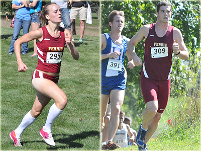 Cross Country Teams Earn Runner-Up Honors