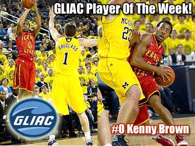 FSU's Kenny Brown Claims League Honor