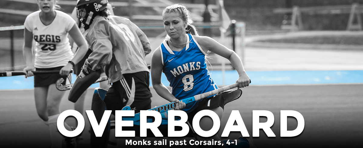 Monks Sail Past Corsairs, 4-1