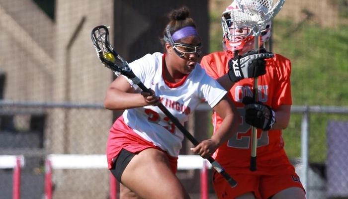 Women's lacrosse shoots past Wilmington in season finale